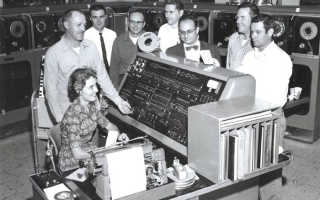 История компьютера кратко