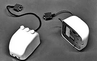 В каком году изобрели компьютерную мышь? Первая компьютерная мышь
