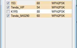 WiFi Crack: обзор возможностей, инструкция и база паролей