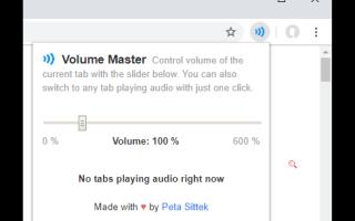 Как увеличить громкость звука в браузере Google Chrome?