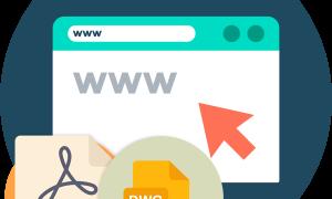 Как перевести pdf в dwg для autocad с помощью онлайн сервисов или программы