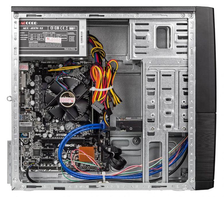 Системный блок компьютера. Что это и что в нем есть