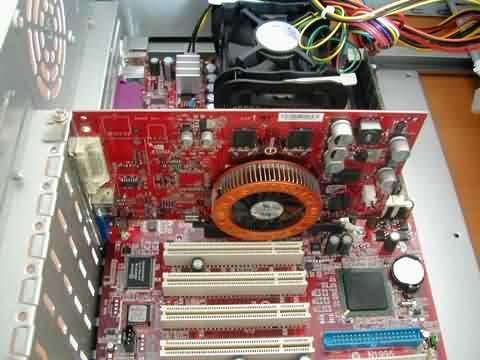Видеокарта (видеоадаптер) в компьютере. Что это, для чего она нужна и как работает это устройство