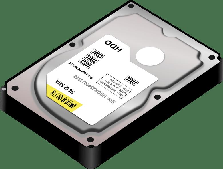 HDD (жесткий диск) Hard Disk Drive для чего это устройство в компьютере