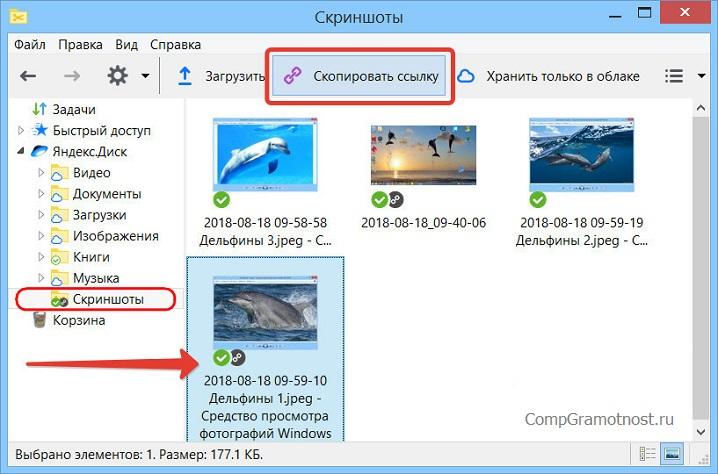skopirovat-ssylku-na-skrinshot-v-Yandex-Diske.jpg