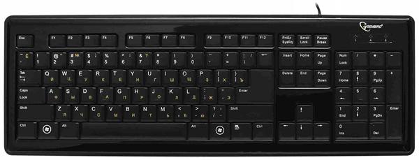 ножничная клавиатура
